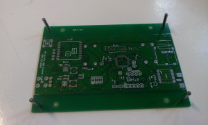 The new tracker pcb has arrived - Balua Project